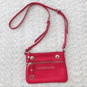 Marc Jacobs small crossbody bag- Red